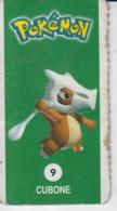 Trading Card - Pokemon - Japan - 1995 - Nintendo - Size 59/32 Mm - Pokemon