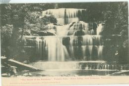 Deloraine; The Haunt Of The Rainbow (Victoria Falls, River Liffey) - Not Circulated. (Richard Gee - Launceston) - Autres