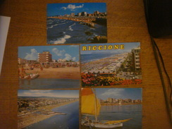 ITALIE - ITALIA - Lot De 9 Cartes De  RICCIONE - Italie
