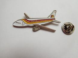 Beau Pin's , Aviation , Avion , Compagnie Ibéria , Iberia Líneas Aéreas De España - Avions