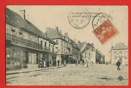 01574 - ORNE - LONGNY - La Place Du Marché - Longny Au Perche