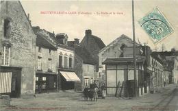 BRETTEVILLE SUR LAIZE - La Halle Et La Gare. - Andere Gemeenten