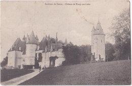 58. Château De TRACY-SUR-LOIRE - Frankreich