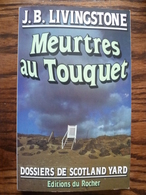 Meurtres Au Touquet - Books, Magazines, Comics