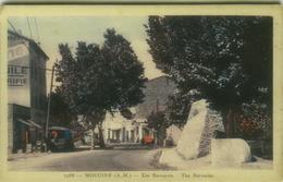 CPA FRANCE  - MOUGINS - LES BARAQUES - EDIT FRONTERO J. - 1920s (BG7336) - Mougins