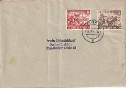 ALLEMAGNE 1943 LETTRE DE POSEN - Allemagne