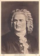 JOHANN SEBASTIAN BACH 1685-1750   (musique MUSICIEN ) -  Edition  ZACCHETTI - Singers & Musicians