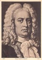GEORG FRIEDRICH HAENDEL 1685-1759  (musique MUSICIEN )-  Edition  ZACCHETTI - Singers & Musicians