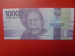 INDONESIE 10.000 RUPIAH 2016 CIRCULER (B.5) - Indonésie