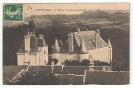 60 - ORROUY - Le Château, Vue Prise De La Colline Vers La Vallée - Other Municipalities