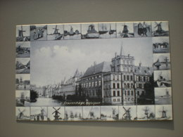 'S GRAVENHAGE - HOFVIJVER - ZICHT 2 - Den Haag ('s-Gravenhage)