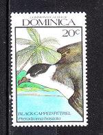 Dominica  - 1990. Procellaria. Petrel. MNH - Albatro & Uccelli Marini