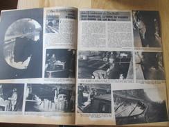1948 Péniche Marinier  DRAME DANS LE SOUTERRAIN DE VENDEVILLE  + HARNES  62 - Vieux Papiers