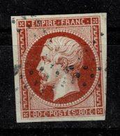 A10b- N°17A Sans Défaut - 1853-1860 Napoleon III