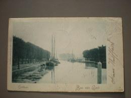 SAS VAN GENT - OOSTKAAI - 1900 - Sas Van Gent
