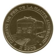 Monnaie De Paris , 2013 , Condat , Chemins De Fer Da La Haute Auvergne , X 2908 - Monnaie De Paris