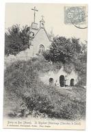 Cpa: 02 BERRY AU BAC (ar. Laon) Saint Rigobert Pélerinage (Cherchez Le Saint) Ed. T. Malhomme - Autres Communes