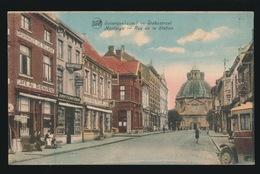 SCHERPENHEUVEL  RUE DE LA STATION - Scherpenheuvel-Zichem