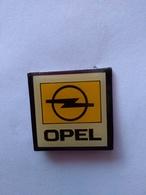 PIN'S - OPEL - Opel