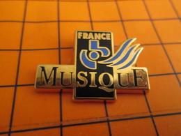2719 Pin's Pins / Beau Et Rare : Thème MEDIAS / RADIO FRANCE MUSIQUE PAR STARPIN'S - Medien