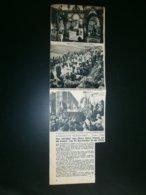AFFLIGEM: Herdenking 800 Jaar Mirakel O.L.V. 1946 - Documents Historiques