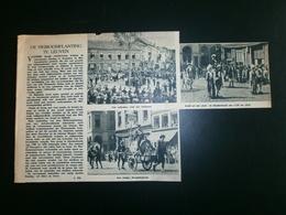 LEUVEN: Meiboomplanting 1946 - Documents Historiques