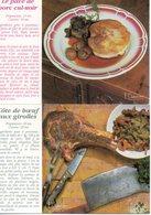 Recettes De Cuisine : Lot De 17 Cartes Neuves  Editions Debaisieux - Küchenrezepte