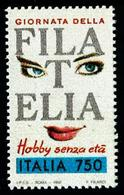 Italia Nº 1975 (adhesivo) Nuevo - 6. 1946-.. Republic