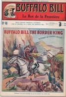 EO BUFFALO BILL N* 48 - LE ROI DE LA FRONTIERE - LE HEROS DU FAR-WEST -  EDITION ATLAS. - Aventure