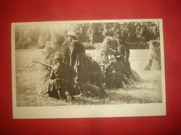 N°0828. WW1. GUERRE DE 1914. CARTE ANGLAISE. BELGIAN OUTPOST UNDER COVER. - Guerre 1914-18