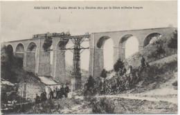 88 XERTIGNY  Le Viaduc Détruit Le 13 Octobre 1870 Par Le Génie Militaire Français - Xertigny