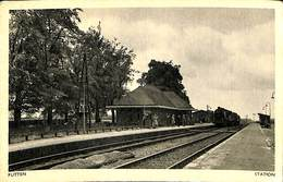 CPSM - Pays-Bas - Putten - Station - Putten