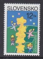 Europa Cept 2000 Slovakia 1v Phosphor ** Mnh (46080) - 2000