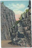 0404 - USA - BIG THOMPSON CANON - PILLARS OF HERCULES - Rocky Mountains