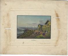 Estampe Vue UTLIBERG - Prints & Engravings