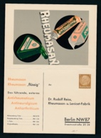DR.- Ganzsache  PP -Werbung   ....  (op2880  ) Siehe Scan - Interi Postali