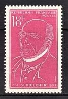 FRANCE 1957 -  Y.T. N° 1092 - NEUF** /1 - Francia