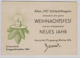 D.Reich-Propaganda Karte -Weihnacht   .... -historisches Dokument  ......  (ko477 ) Siehe Scan - Allemagne