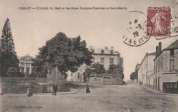 *** 49  ** CHOLET  L'entrée Du Mail Et Es Rues François Thareau Et Saint Martin TTBE - Cholet