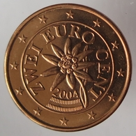 AU00204.1 - AUTRICHE - 2 Cents - 2004 - Autriche