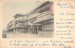 JAPAN JAPON Tea House Somewhere Near NAGASAKI 1903 - Other