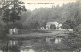 Belgique - Logne - Ferrières - Vieuxville - Ferme De Palogne Sur Ourthe - Ferrieres