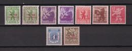 Deutsche Lokalausgaben - Storkow - 1946 - Michel Nr. 1/8 - Ungebr. - Sowjetische Zone (SBZ)