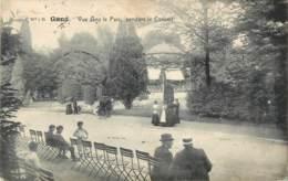 Gand - Vue Dans Le Parc , Pendant Le Concert - Gent