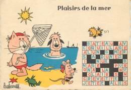 Illustrateur - Plaisir De La Mer Par Barberousse - Barberousse