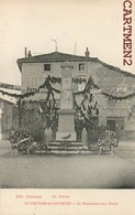 SAINT-TRIVIER-DE-COURTES LE MONUMENT AUX MORTS 01 AIN - France