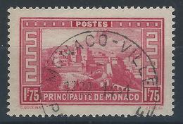 OO-/-133-. N° 128A. Belle Obl. , Cote 17.50 €,  LIQUIDATION ,  Voir Scan Pour Detail !! - Monaco