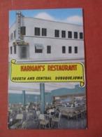Karigan's Restaurant Iowa > Dubuque   Ref  3866 - Dubuque