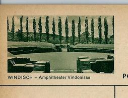 Carte Illustrée Neuve N° 182 - 0390 A -  WINDISCH - Amphitheater Vindonissa (Zumstein 2009) - Interi Postali