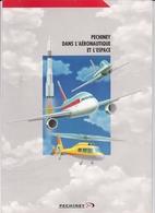 PECHINEY DANS L'AERONAUTIQUE ET L'ESPACE - Avion